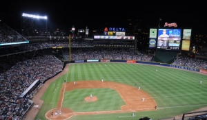 Blue Spark Event Design - Atlanta Braves