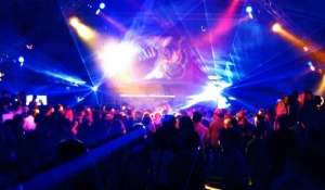 Blue Spark Event Design - Lighting, Haze