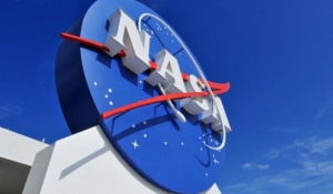 Blue Spark Event Design - Nasa Sign, Kennedy Space Center