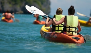 Blue Spark Event Design - Kayak, Spousal Tour