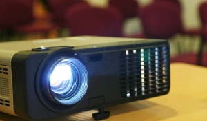 Blue Spark Event Design - LCD Projector