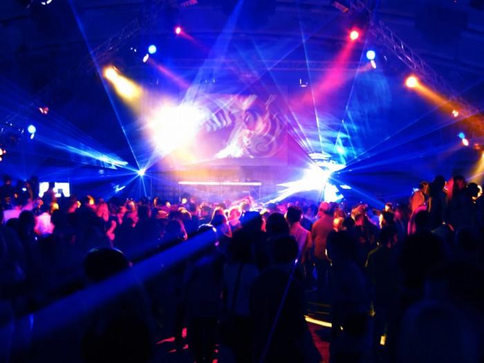 Blue Spark Event Design - Lighting, Haze