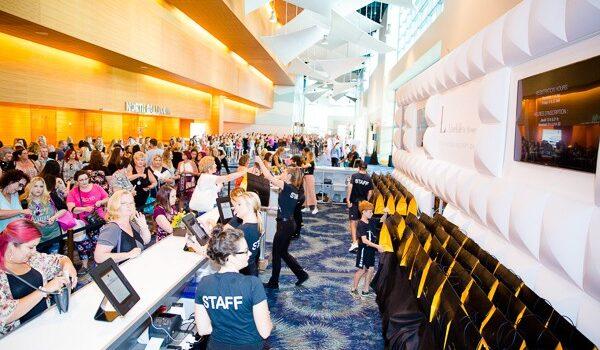 Phoenix convention center registration event