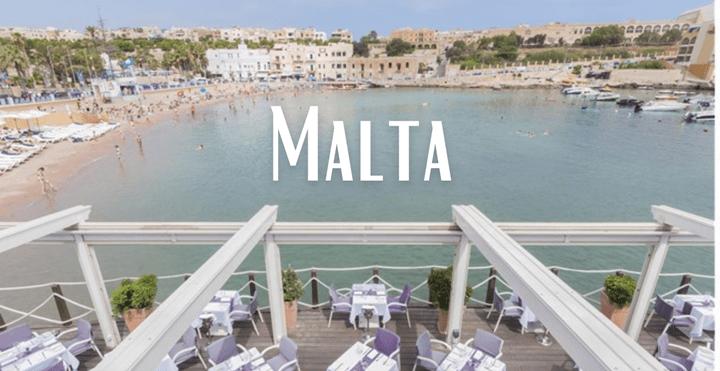 Malta bay