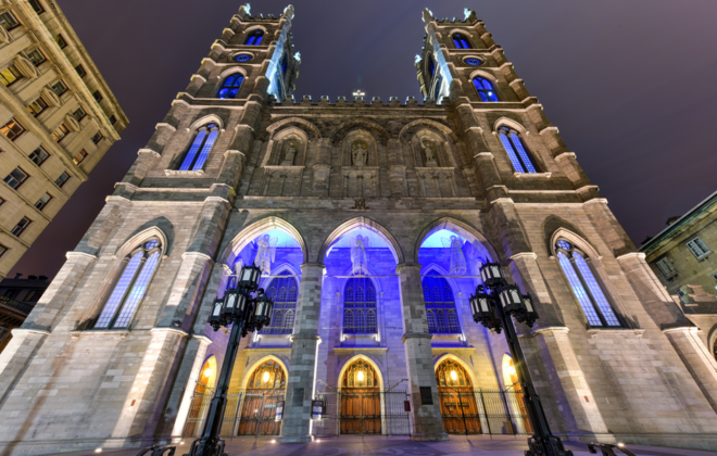 Photo of Montreal Notre Dame