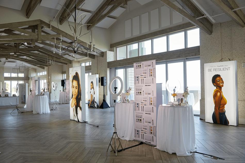 Photo of Corporate Event branding event